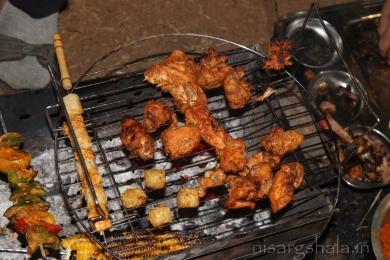 BBQ & Campfire
