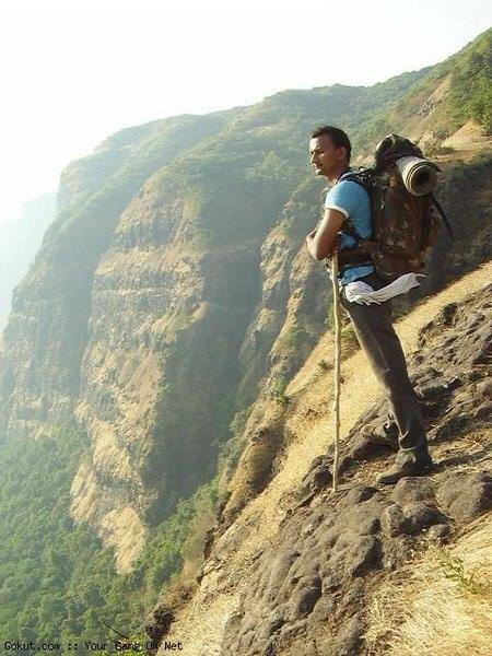 Hemant Vavale - Camping near Pune