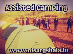 Assisted Camping