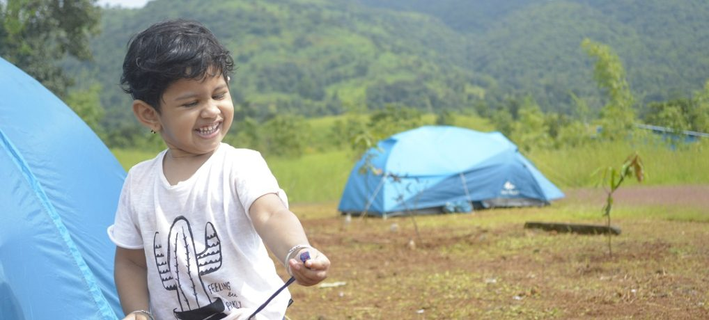 Assisted camping near Pune