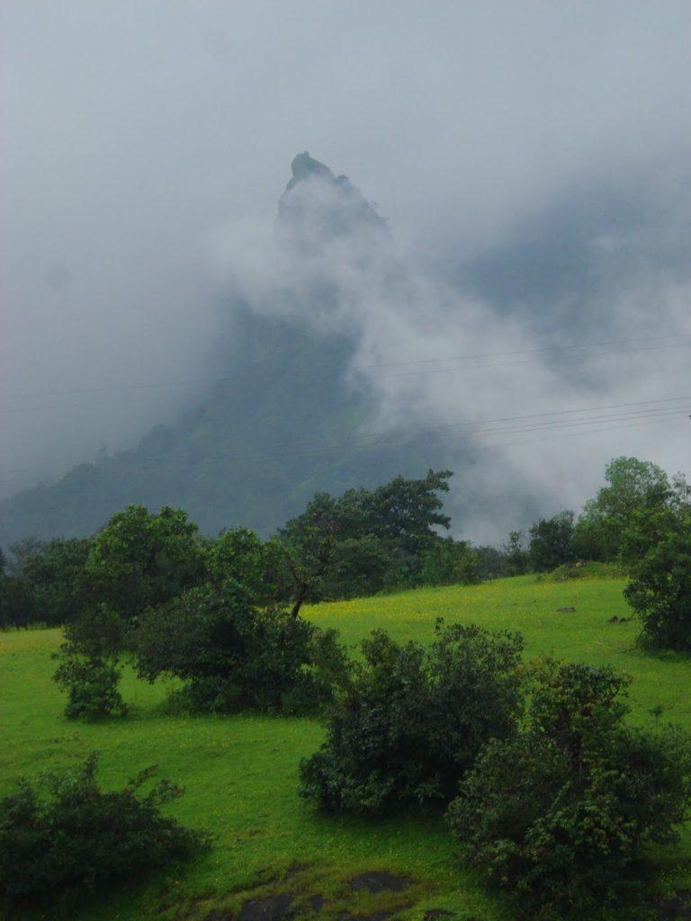 Kundalika Pinnacle in Unseen Mulshi