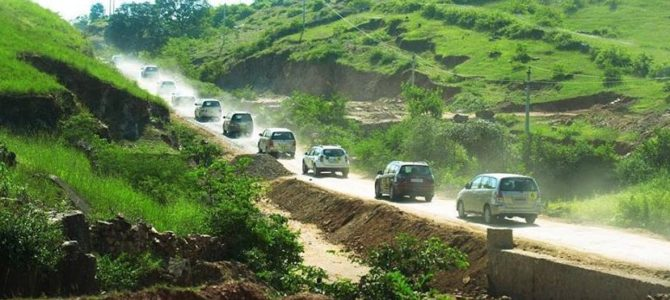 Going on a monsoon Road-trip near Pune ?