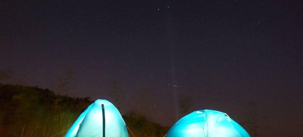 Overnight Camping @ nisargshala