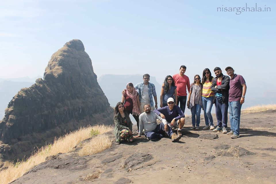 Rayling trek and Camping near Pune