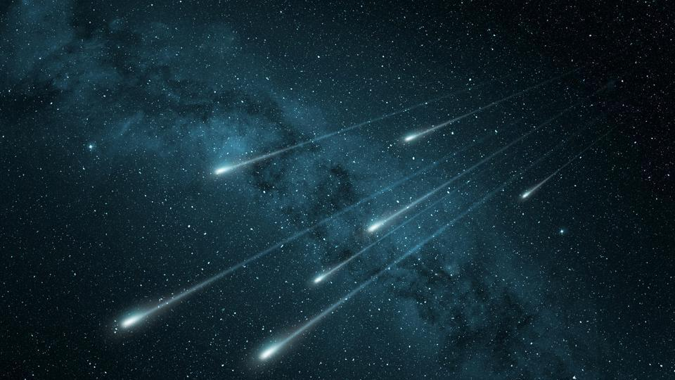 Geminid Meteor Shower 13 December 2019  from Pune