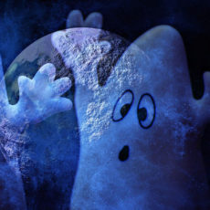 भुते आकाशात आहेत!