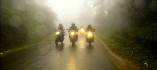 Five destinations for monsoon road trip near Pune