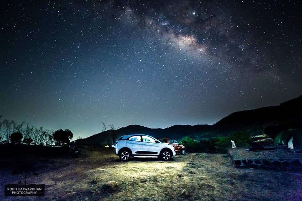 milky way Rohit Patwardhan